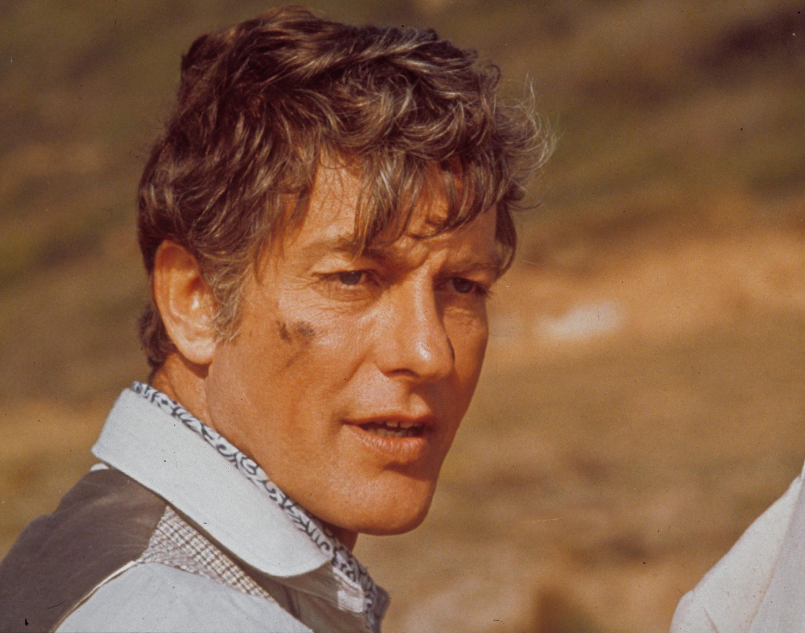 Dick Van Dyke as Caractacus Potts in Chitty Chitty Bang Bang