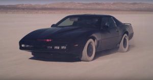 david hasselhoff is back as knight rider in trailer for knight rider heroes 18 Things You Never Knew About Knight Rider