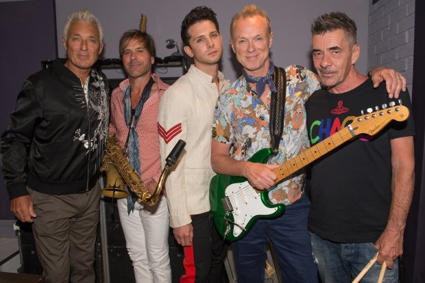 gettyimages 968612560 This is the Real Reason Tony Hadley Left Spandau Ballet
