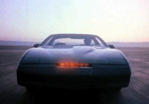 google car system kitt coming android 18 Things You Never Knew About Knight Rider