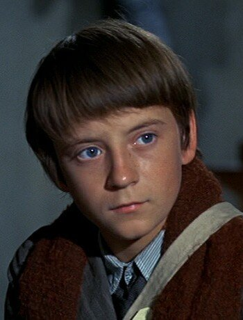 Ian Weighill in bedknobs and broomsticks