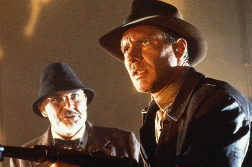 indiana jones and the last crusade sean connery harrison ford photofest h 2018 compressed e1626085515592 20 Things You Didn't Know About Indiana Jones and the Last Crusade