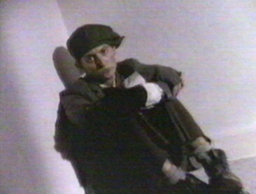 Alex Winter in the video for Knock Me Down