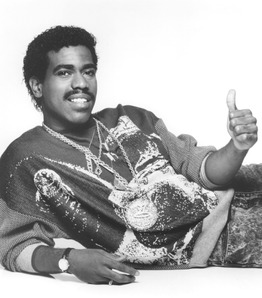 Kurtis Blow in the 1980s