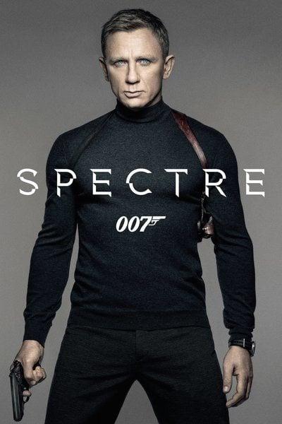poster for the james bond spectre film