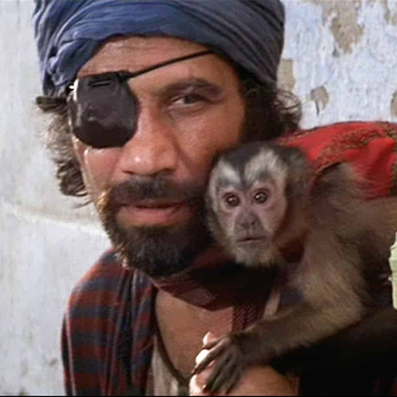 monkey e1571924008293 12 Things You Didn't Know About Raiders of the Lost Ark