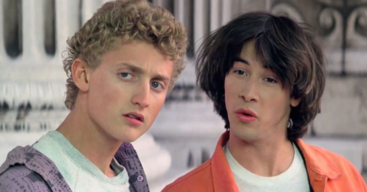 nl5 10 Things You Never Knew About Bill & Ted's Alex Winter