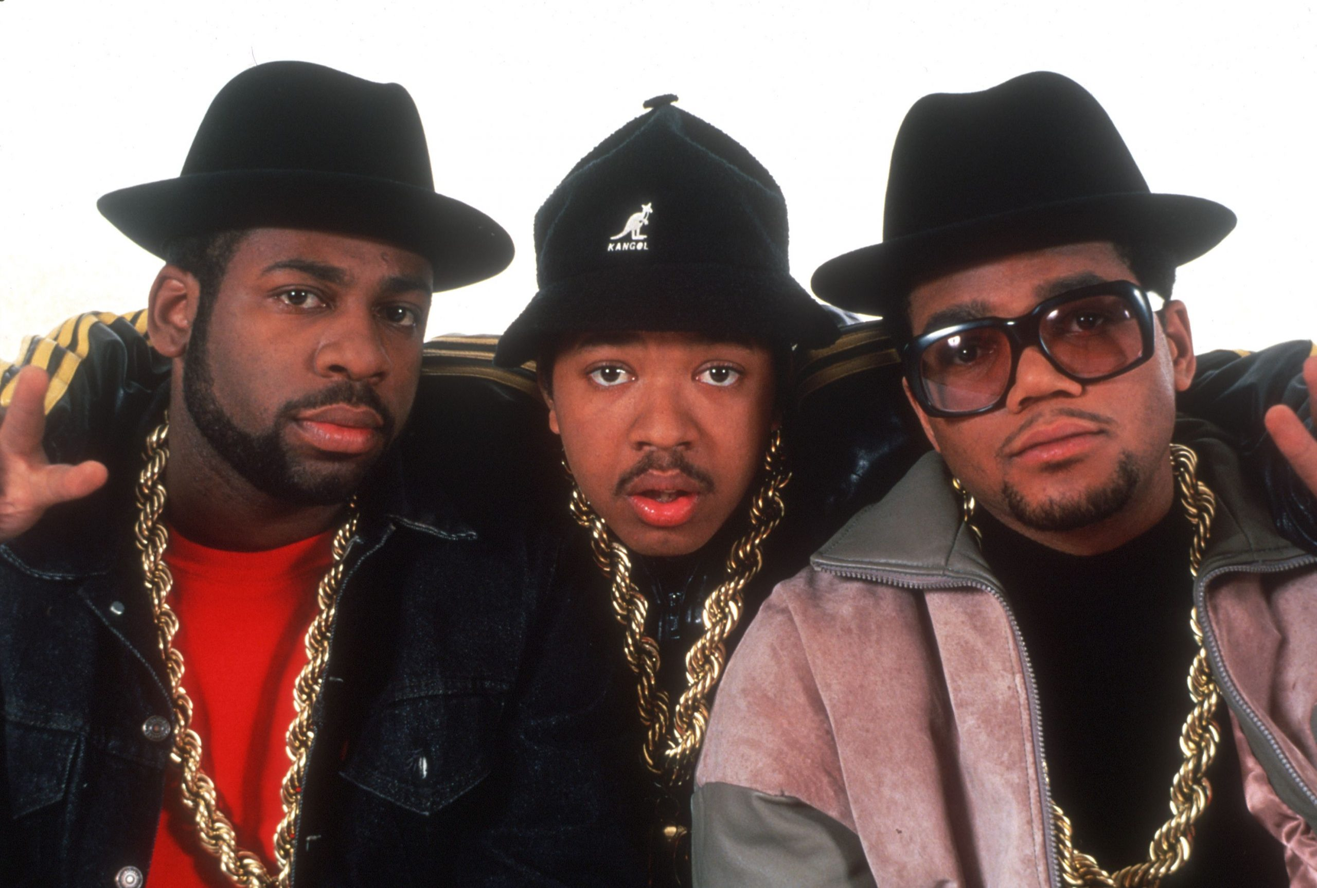 photo of run dmc photo by michael ochs archives getty news photo 1579817225 scaled The Top 15 Rappers Of The 1980s