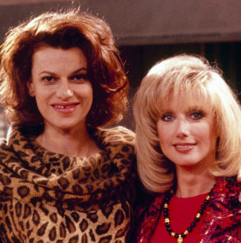 sandra bernhard morgan fairchild roseanne 800x486 1 10 Fantastic Facts About Roseanne That You Probably Didn't Know!