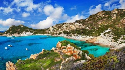 European coastline