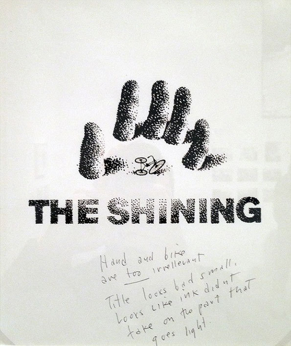 saul bass the shining its nice that6 10 Ways The Shining Set Itself Apart In The Horror Movie Scene