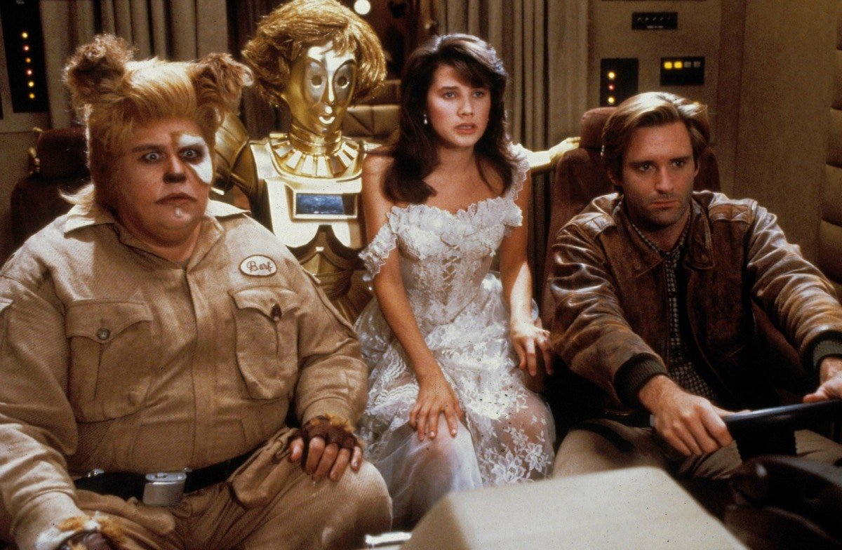 space You Have To Check Out The Cast Of 'Spaceballs' Then And Now!