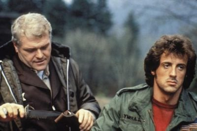 teasle 2 30 Facts You Never Knew About Rambo: First Blood!