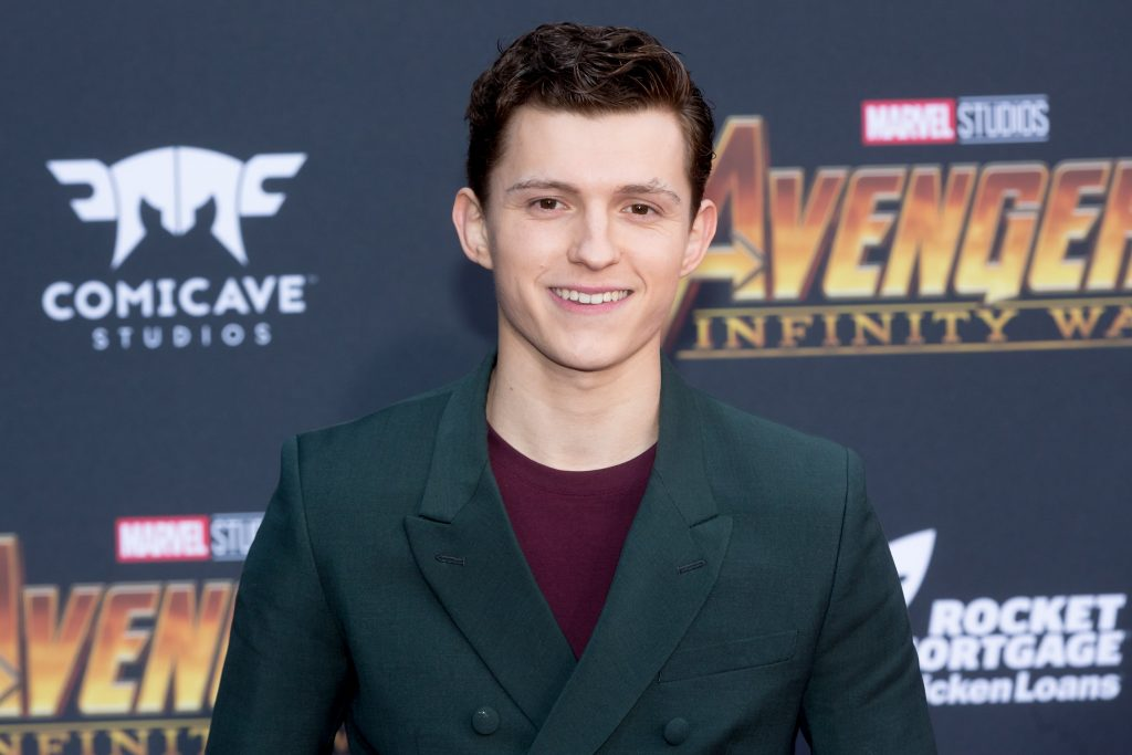 tom holland infinity war 12 Things You Never Knew About the Marvel Cinematic Universe