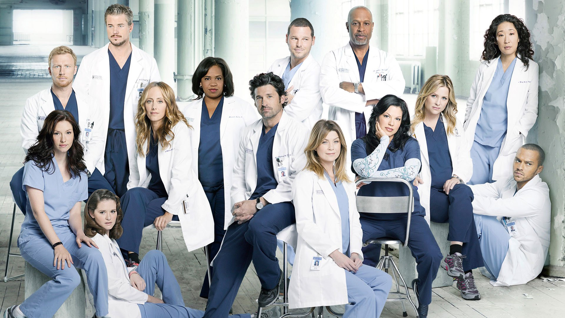 The Real-Life Partners Of The Grey\'s Anatomy Cast – Eighties Kids