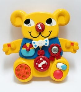 1. teddy 12 Of Our Favourite Pre-School Toys From The 80's