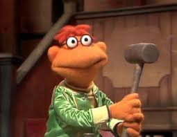 10. scooter 12 Of Your Favourite Muppets