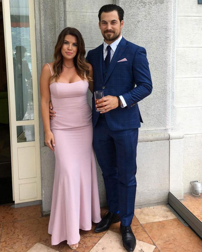 Grey's Anatomy Star Giacomo Giannotti with his real-life partner