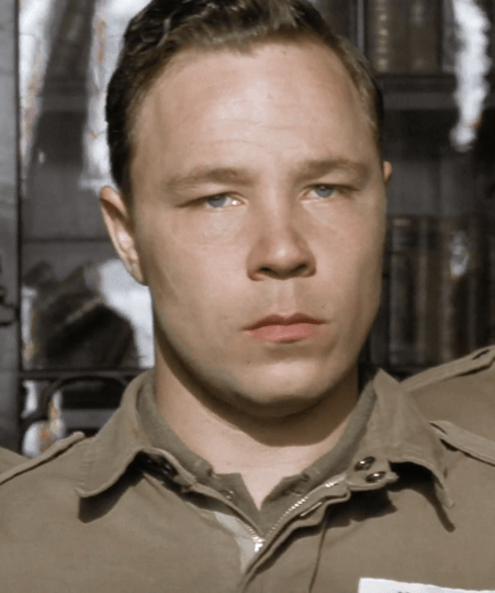 Stephen Graham as Ranney in Band of Brothers