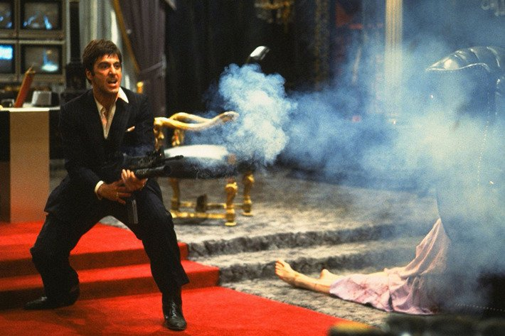 19 scarface.w710.h473 10 Of The Biggest Marmite Films Of The 1980's