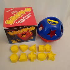 2. Shape o ball 12 Of Our Favourite Pre-School Toys From The 80's