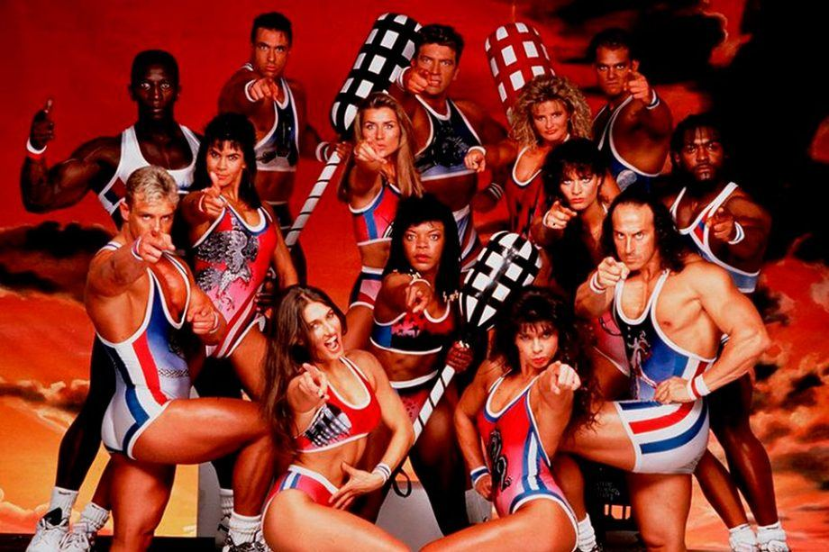 2015Gladiators Press 280415 20 Kids TV Shows From The 90s That Will Make You Feel Nostalgic