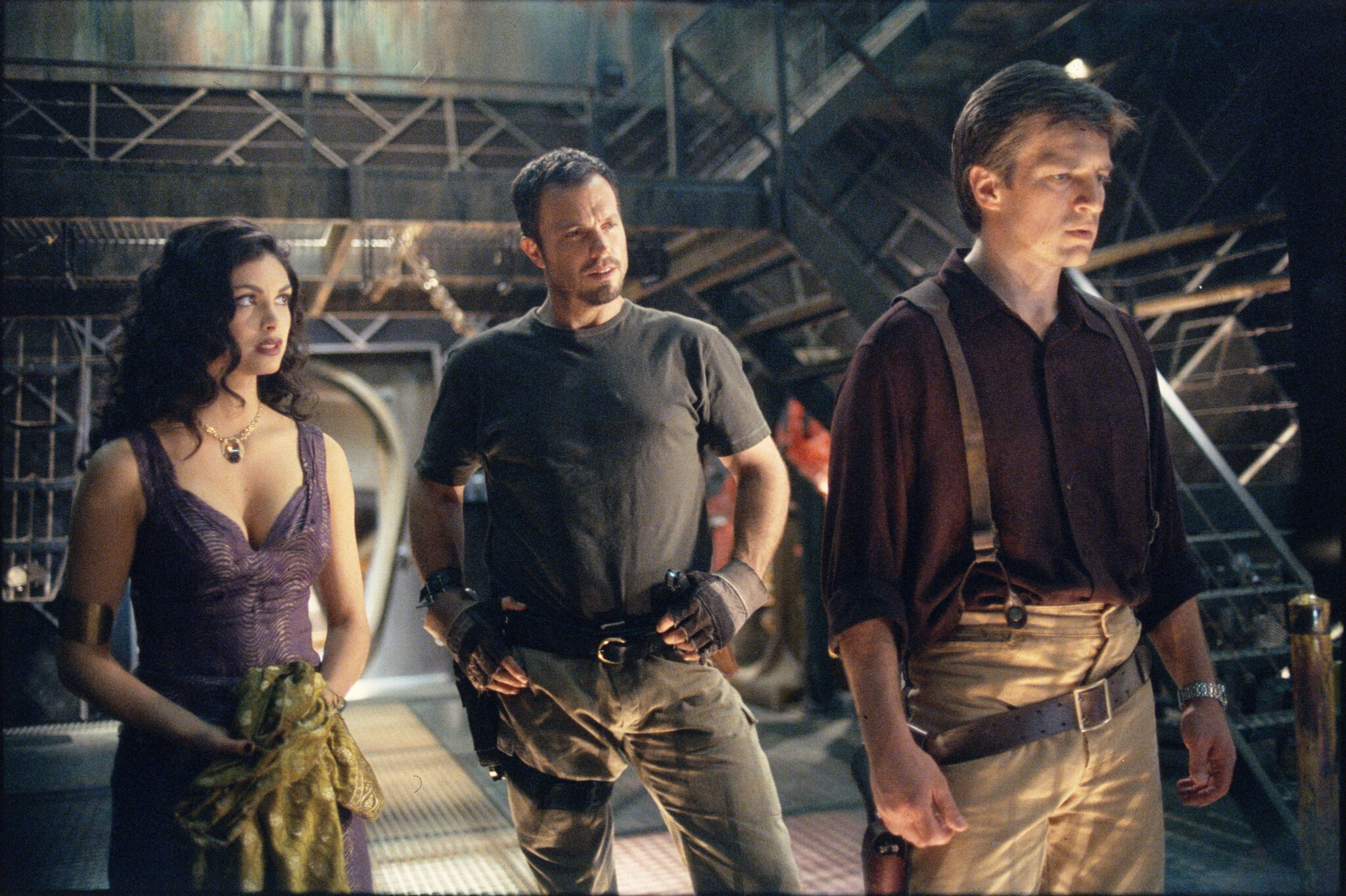 29comfort firefly superJumbo Blake's 7: 10 Things You Never Knew About The Classic Sci-Fi TV Show