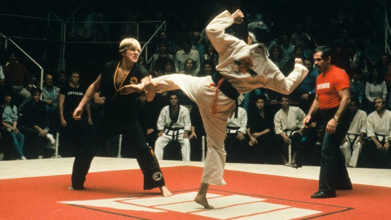 3 32 10 Things You Didn't Know About The Karate Kid!