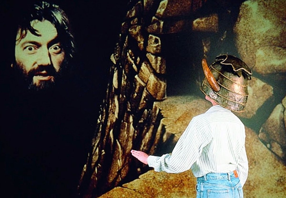3 47 12 Fascinating Facts About Knightmare