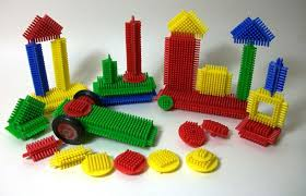 3. stickle bricks 12 Of Our Favourite Pre-School Toys From The 80's