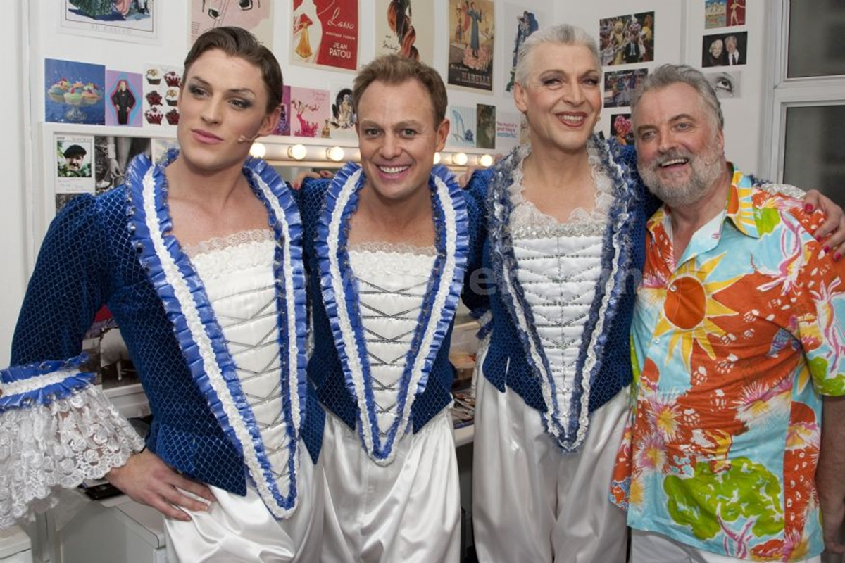 4 38 10 Things You Probably Didn't Know About Jason Donovan
