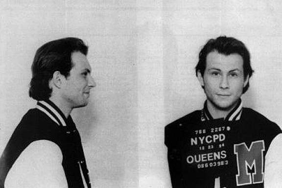 10 Mugshots Of Celebs From The 1980s