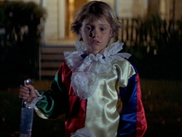 Will Sandin as young Michael Myers in Halloween, 1978