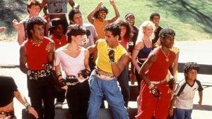 Dance scene from Breakin' 2