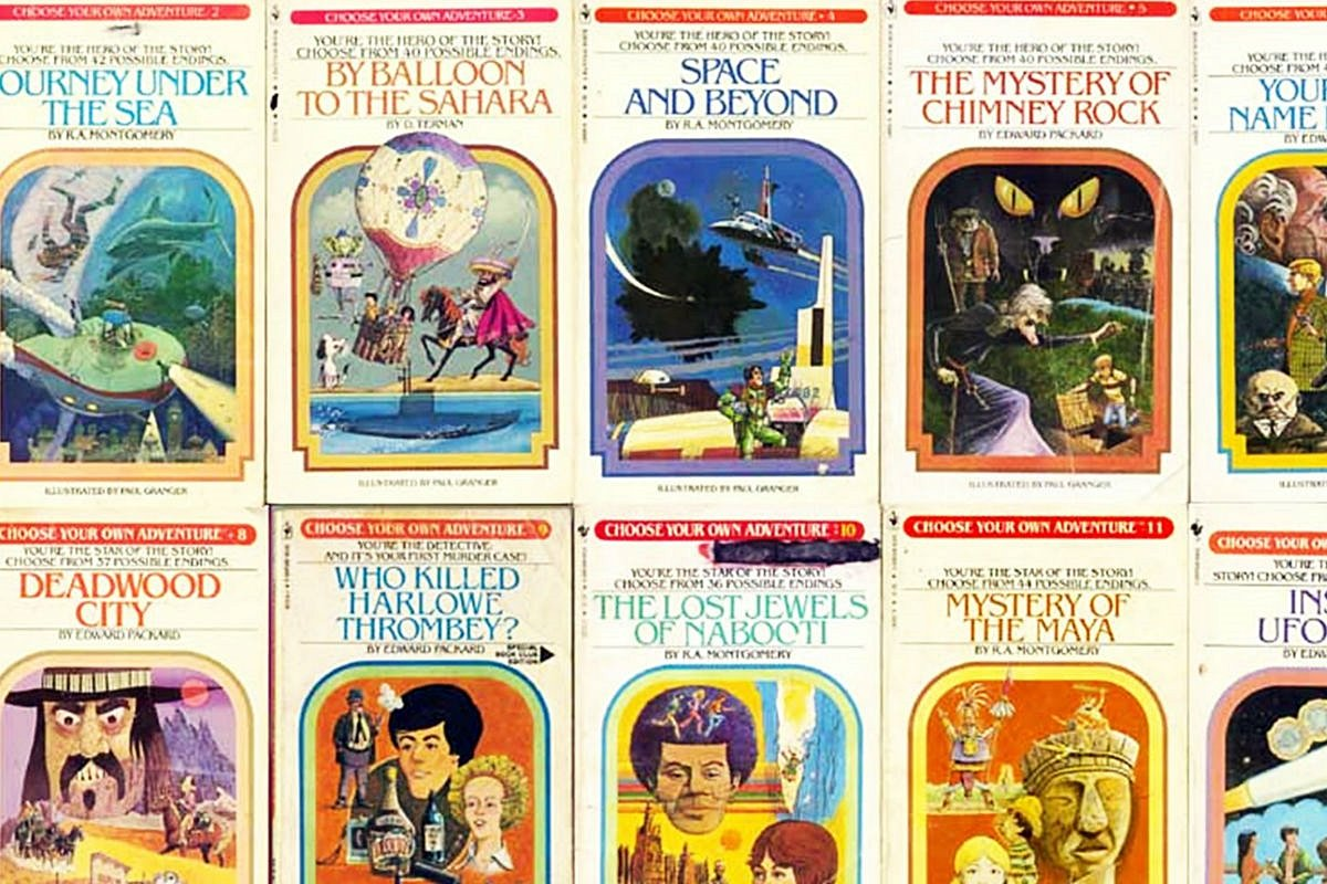 8 40 17 Books, Magazines And Comics 80s Kids Loved To Read