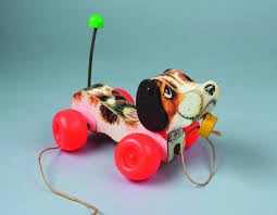 8. Dog 12 Of Our Favourite Pre-School Toys From The 80's