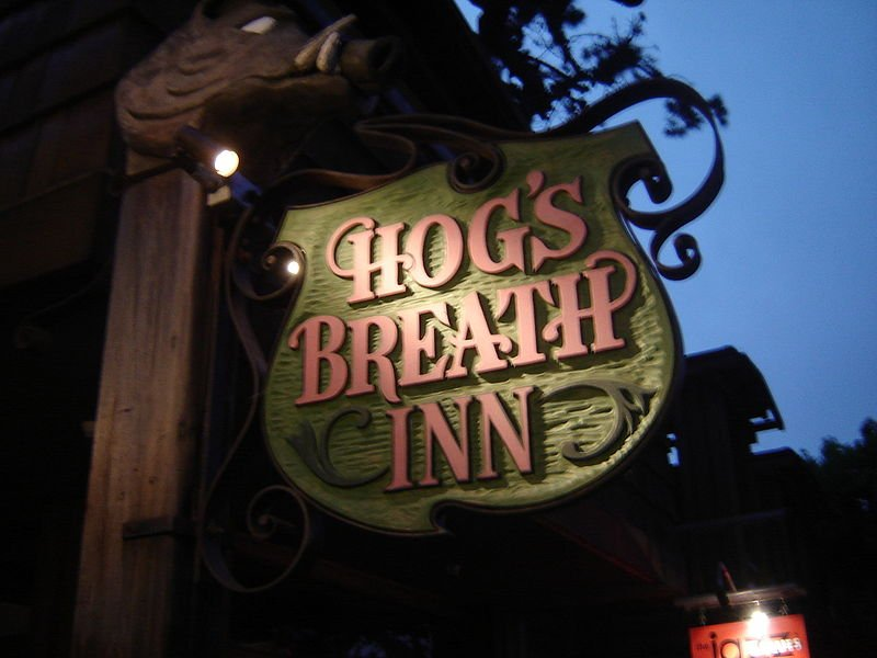 800px Hog Breaths Inn 20 Things You Didn't Know About Clint Eastwood