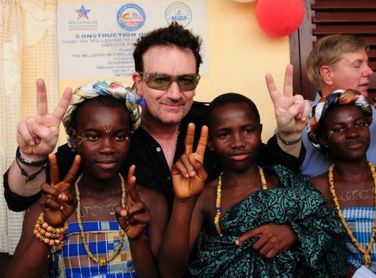 9 16 12 Things You Might Not Have Realised About Bono