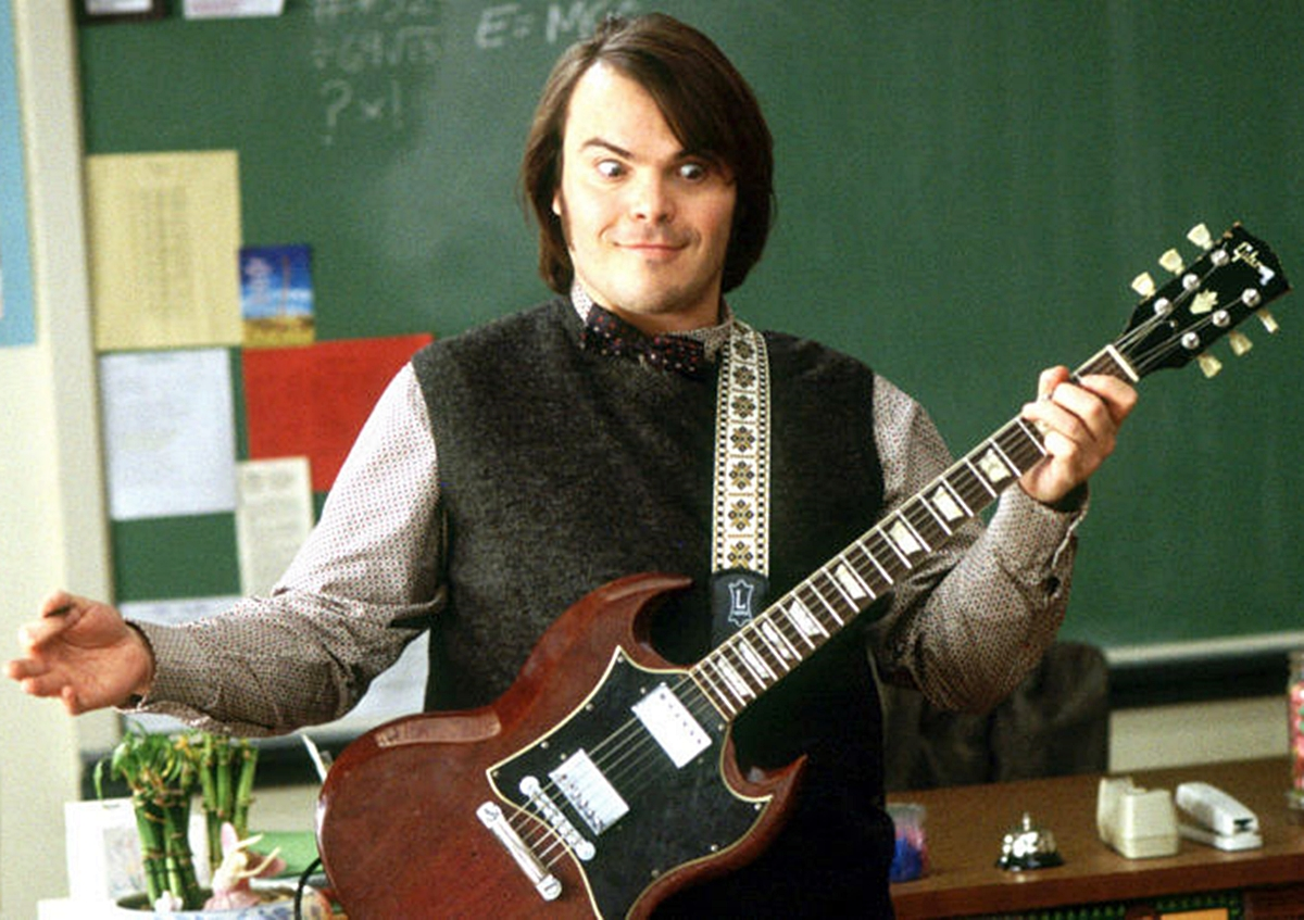 9 19 12 Things You Might Not Have Realised About Jack Black