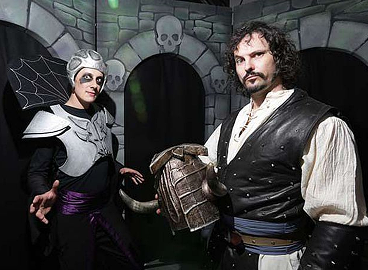 9 35 12 Fascinating Facts About Knightmare