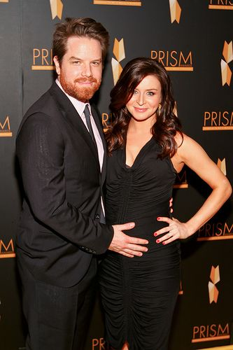 Grey's Anatomy Star Caterina Scorsone with his real-life partner Rob Giles