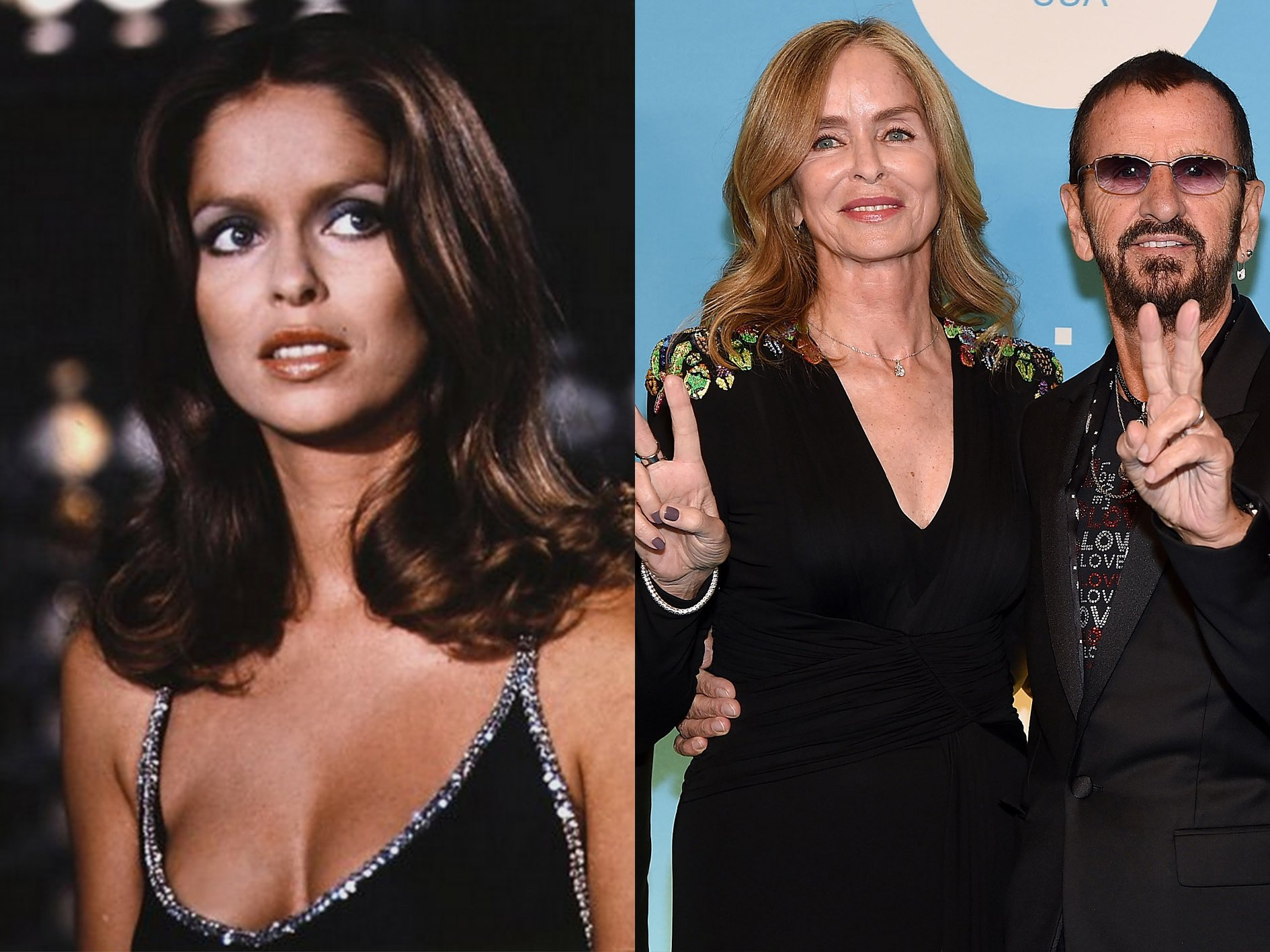 Barbara Bach The Spy Who Loved Me What Your Favourite Bond Girls Look Like Now