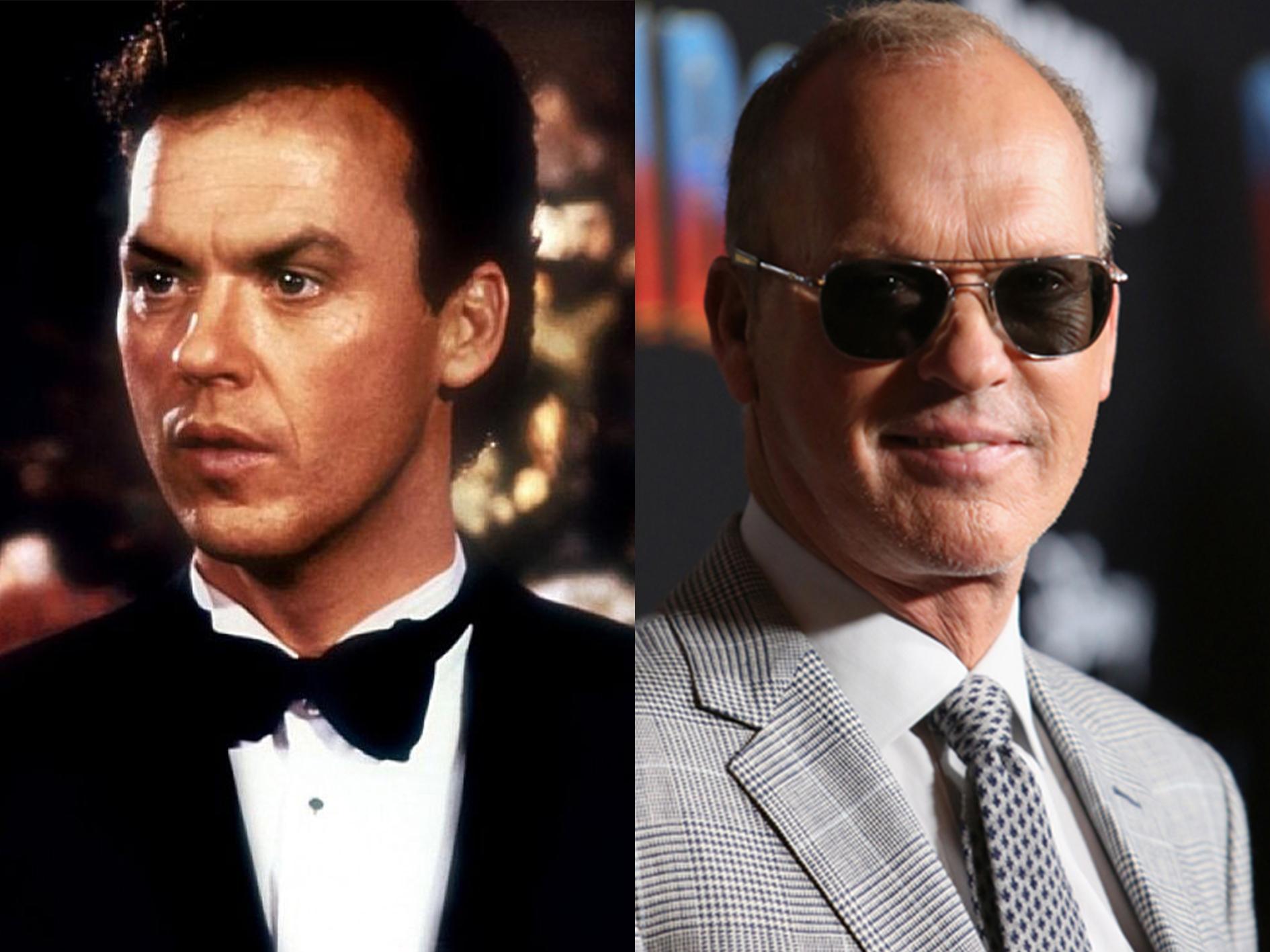 Batman Bruce Wayne Michael Keaton Where The Batman 1989 Cast Are Now