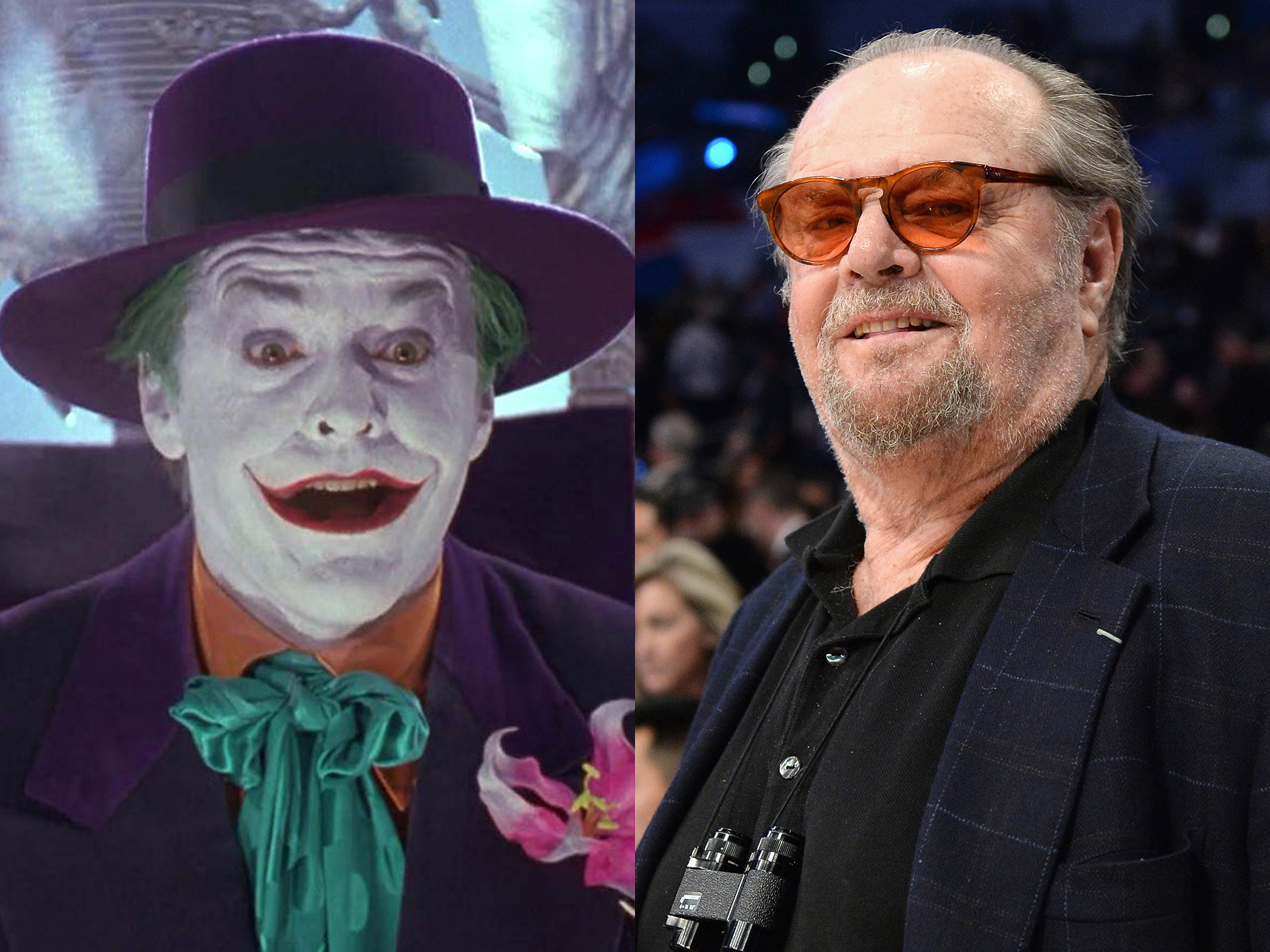 Batman Joker Jack Nicholson Where The Batman 1989 Cast Are Now