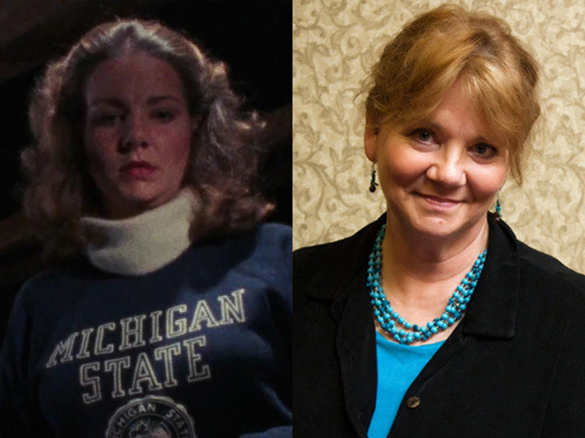 Betsy Baker The Evil Dead You Won't Believe What The Cast Of The Evil Dead Look Like Now!