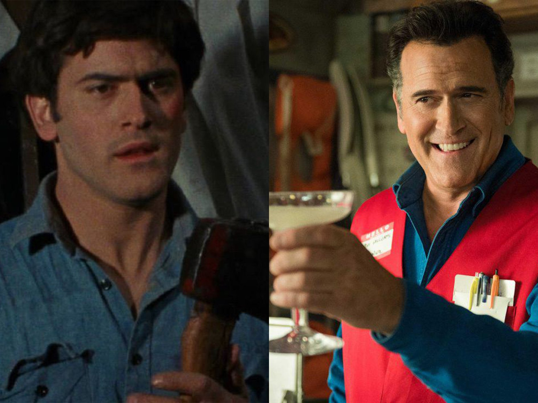 Bruce Campbell The Evil Dead You Won't Believe What The Cast Of The Evil Dead Look Like Now!