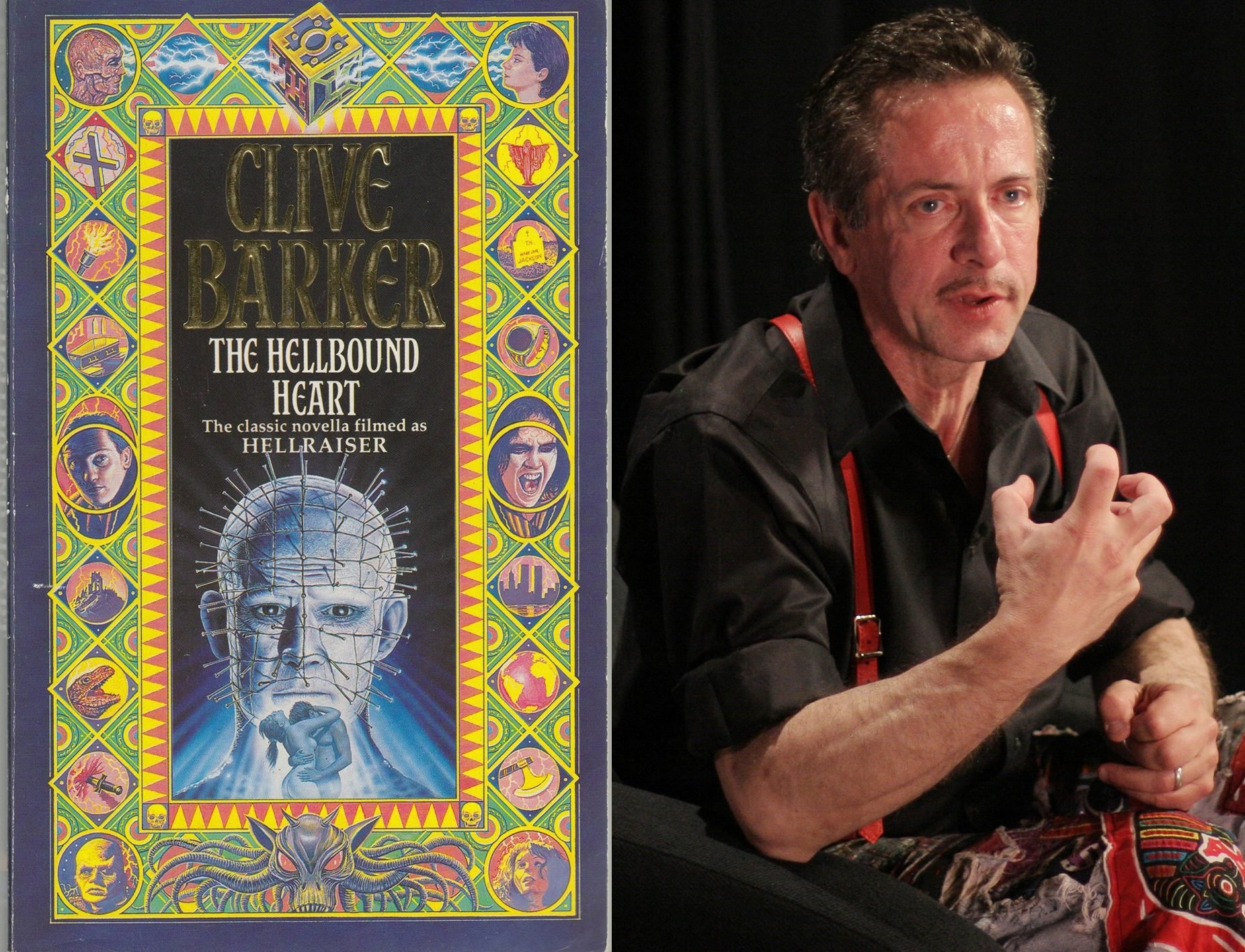 Clive Barker Hellraiser The Hellbound Heart e1630678248639 These 10 Frightening Facts About Hellraiser Will Tear Your Soul Apart