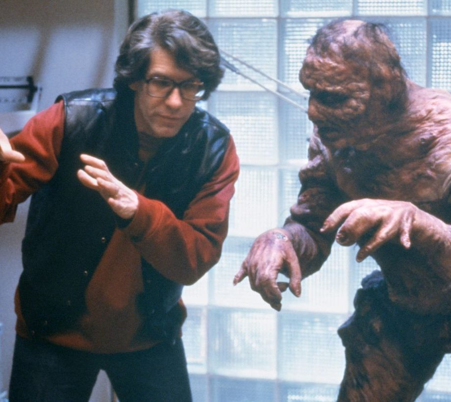 David Cronenberg Jeff Goldblum The Fly Set 1986 200227 gcbiwcuzwx e1604404357991 20 Frightening Facts About The Fly