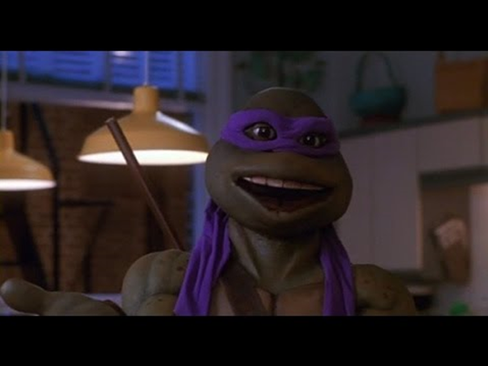 Donatello Remember April From Teenage Mutant Ninja Turtles? Check Her Out Today!