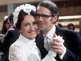 Emily ernie weddingreception 20 Things You Never Knew About Coronation Street